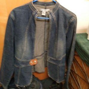 A.M.I jean jacket